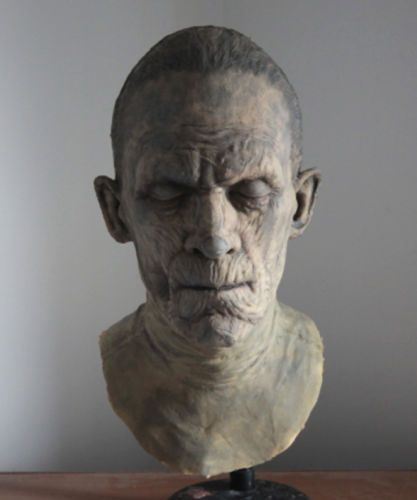 JASON HAMMOND Custom-made-The-Mummy-display-mask