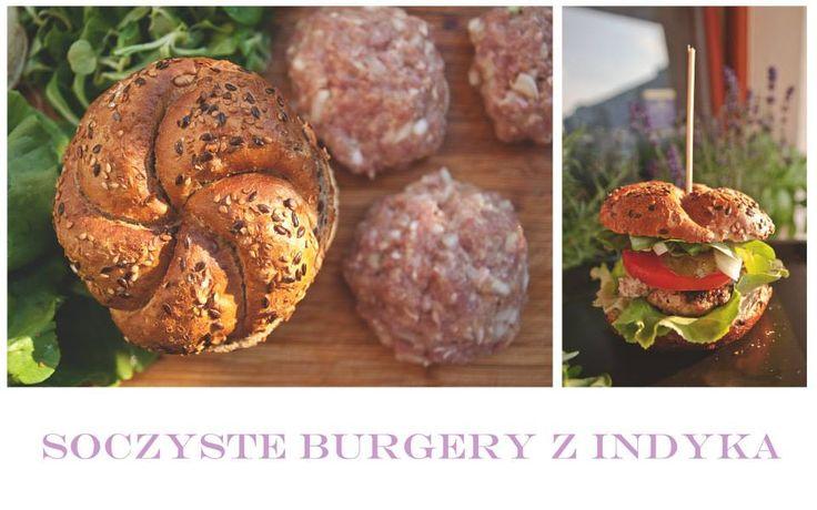 Home made burgery (za czasów kiedy jadłam jeszcze mięso)