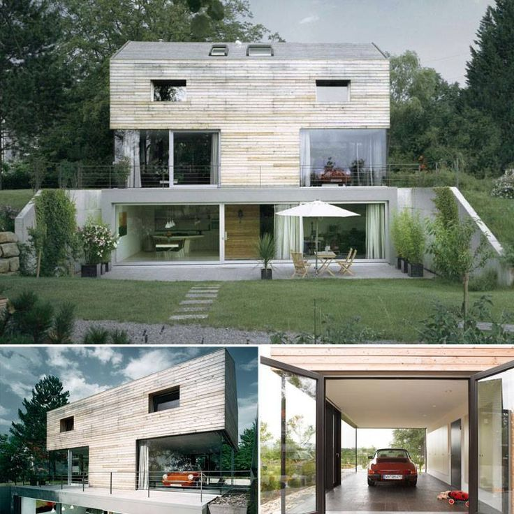 Hunter House / Darren Carnell Architects | Architects, House And  Architecture