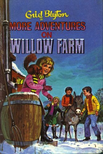 More-Adventures-on-Willow-Farm-by-Enid-Blyton-FREE-AUS-POST-Used-Illustrated-HB  www.sleepybearbooks.com