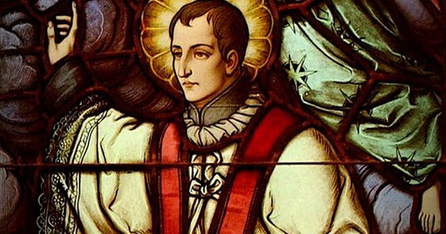 Jesuit missionary, ascetical writer, spiritual director to St. Margaret Mary Alacoque. He died in 1682.