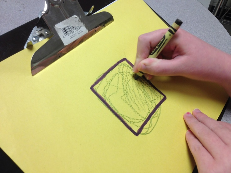 Pediatric Occupational Therapy Tips: Visual Attention and Coloring Inside the Lines