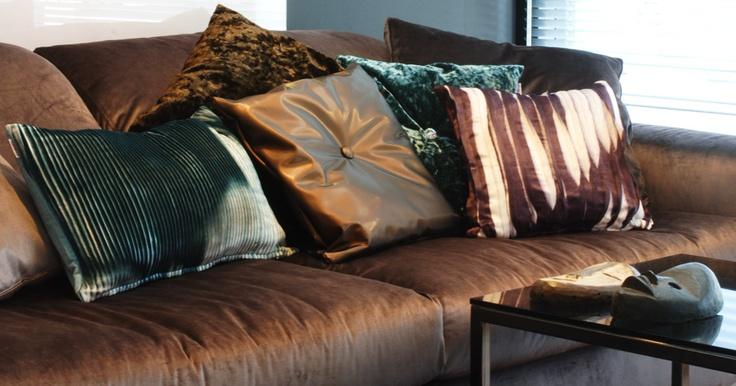 Meer dan 1000 afbeeldingen over Living :: Claudi pillows op Pinterest ...