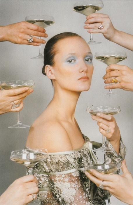 Tim Walker Vogue Italia 2002