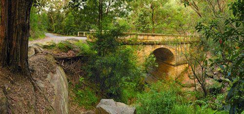 Blue Mountains - Blaxland - Lennox Bridge
