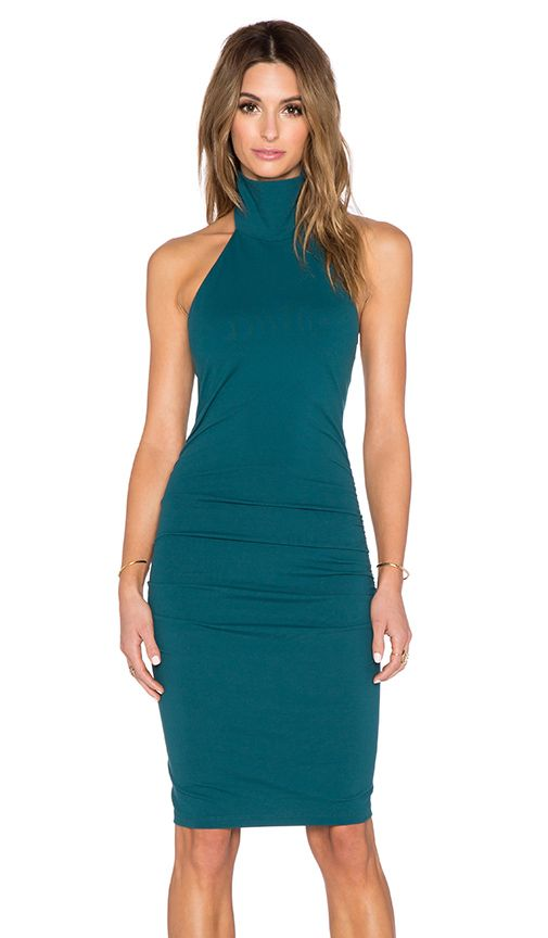 Shop for Susana Monaco Selena Dress in Deep Teal at REVOLVE. Free 2-3 day shipping and returns, 30 day price match guarantee.