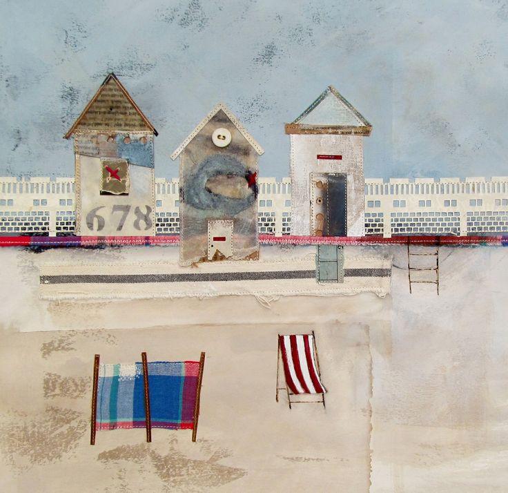 'The windbreak' by Louise O'Hara of DrawntoStitch www.drawntostitch.com