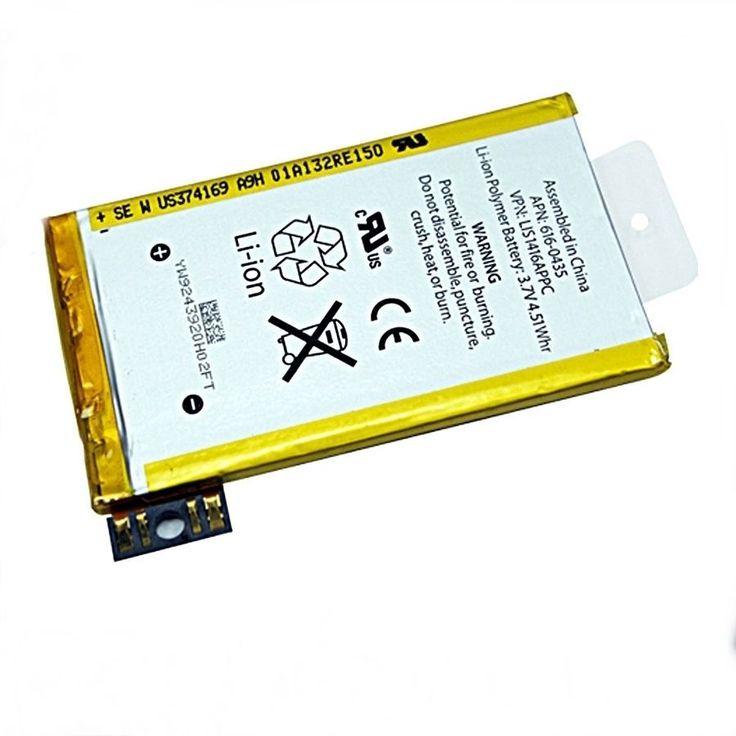 iPhone 3GS OEM Original Replacement Battery 1220mAh 616-0435 16GB 32GB   eBay