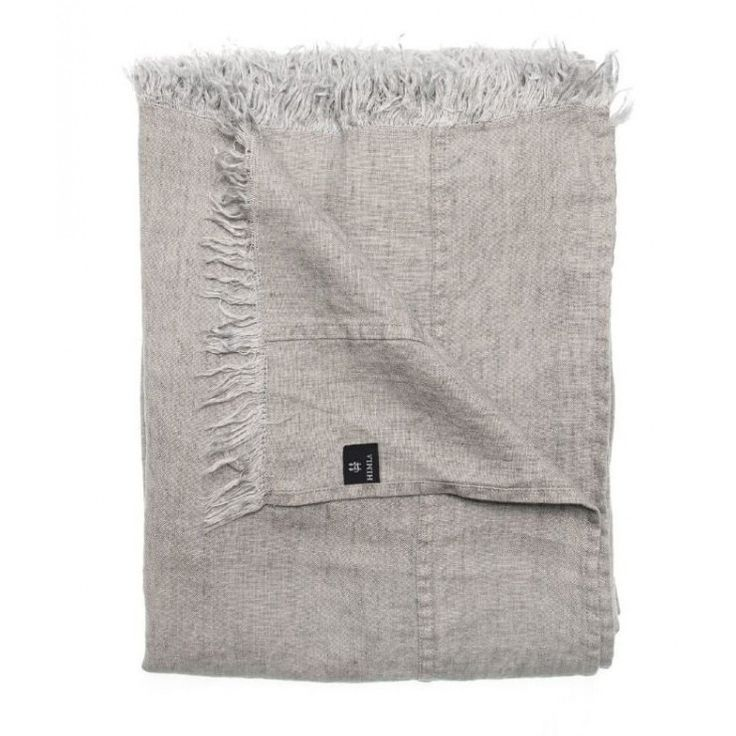 Himla Levelin Överkast Silver - Överkast - Sängkläder