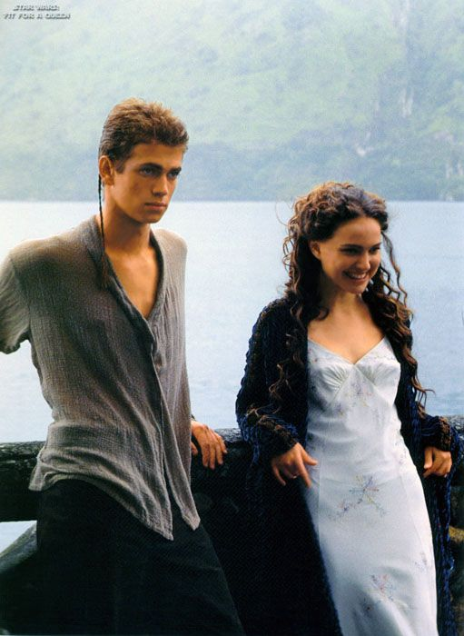 Attack of the Clones (2002) Behind the Scenes The costume design is beyond belief, and my nerdy side is thriving.