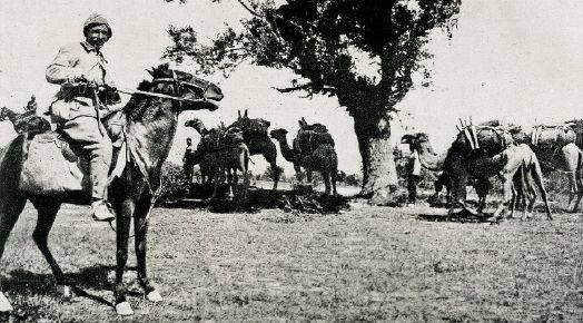 ÇANAKKALE-1915- BOMBACI ALİ REŞAT ÇAVUŞ