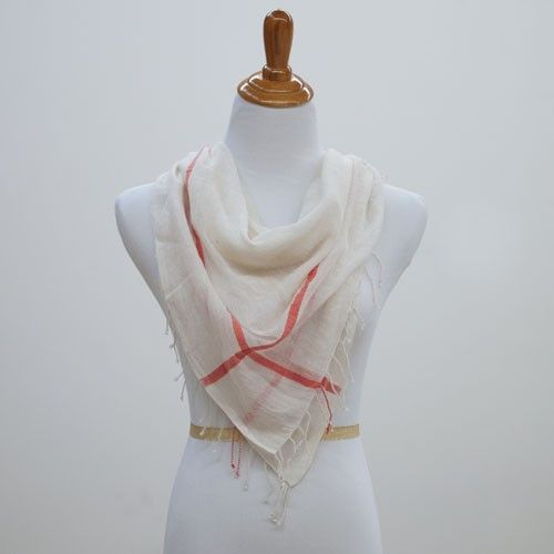 Matilda Coral Square Scarf: Ethicalfashion Matilda, Coral Square, Imaginary French, Empower Women, Clothes, Beautiful Footwear, East Africa