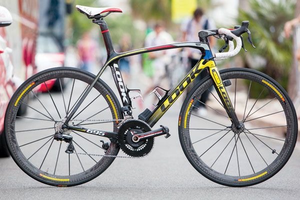 Tour de France bike: Cofidis's Look 695 Aerolight