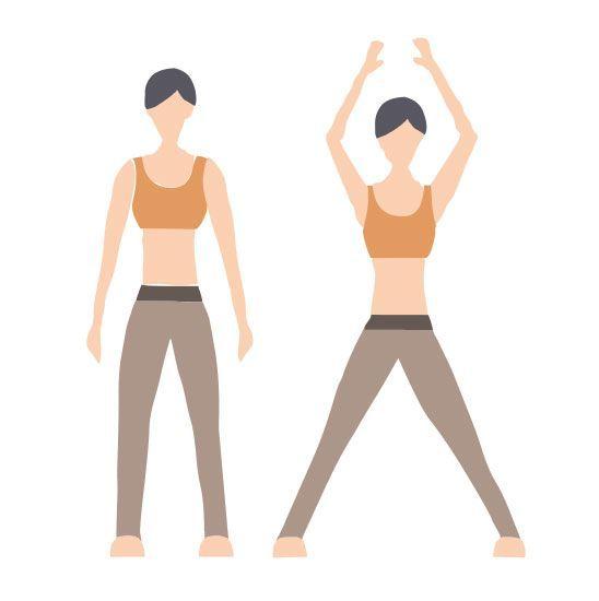 12 exercícios em sete minutos   SAPO Lifestyle