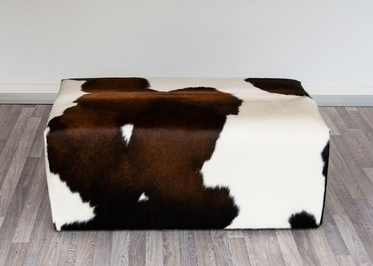 1000 Images About Cowhide Ottomans Amp Furniture On