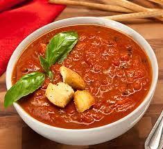 Biggest Loser Recipes - Biggest Loser Fire Roasted Tomato Soup