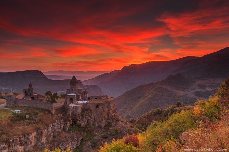 Sacred sunrise by Anton Petrus on 500px