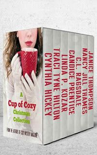 "All three ""A Cup of Cozy"" books now in one boxed set! Just in time for Christmas!COZY MYSTERY MAGAZINE: Jesus is the Reason for the Season"