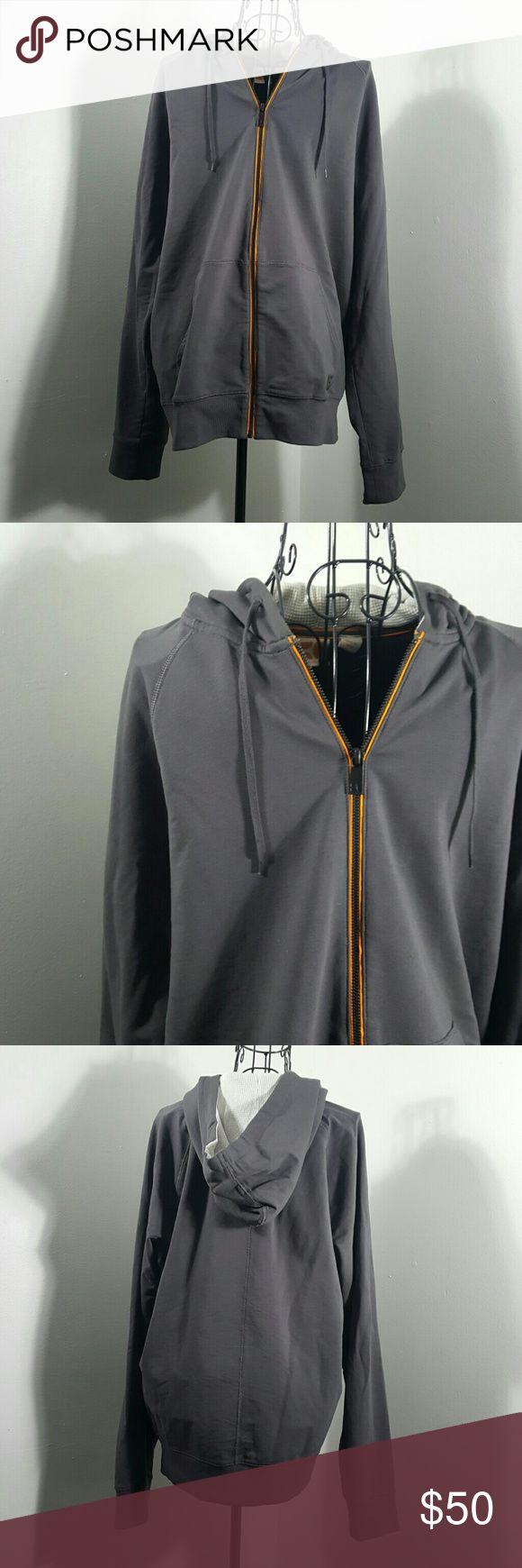HUGO BOSS ORANGE HOODIE SWEATSHIRT HUGO BOSS ORANGE GOOD CONDITION SUPER COMFORTABLE STYLE LUXURY WEALTH Hugo Boss Shirts Sweatshirts & Hoodies