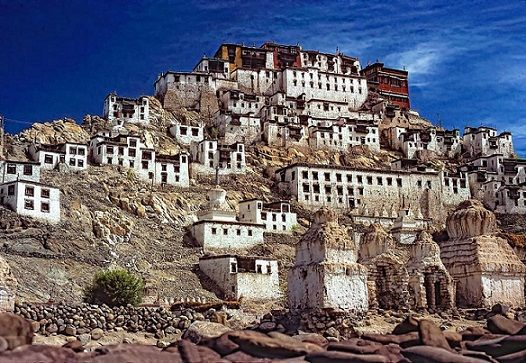 The Thiksay Monastery