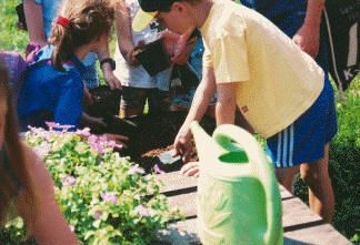 Sharp Farm in Howard County MD offers educational tours and programs for children of all ages.