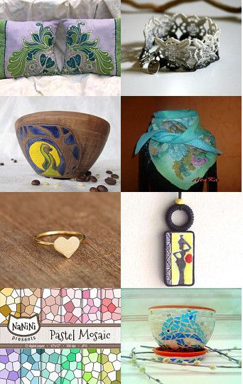 Spring Time by Debbie Ann on Etsy--Pinned with TreasuryPin.com