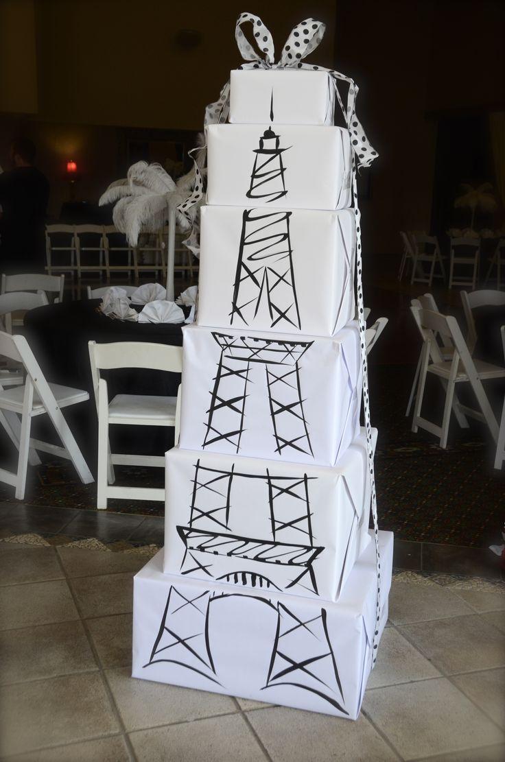 Paris/Eifel Tower Party decor.