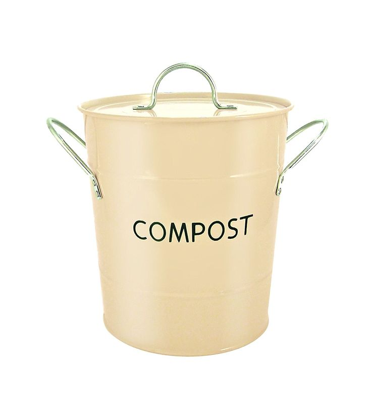 Eddingtons Compost Pail, Buttercream *** You can get additional details at the image link. #Gardening
