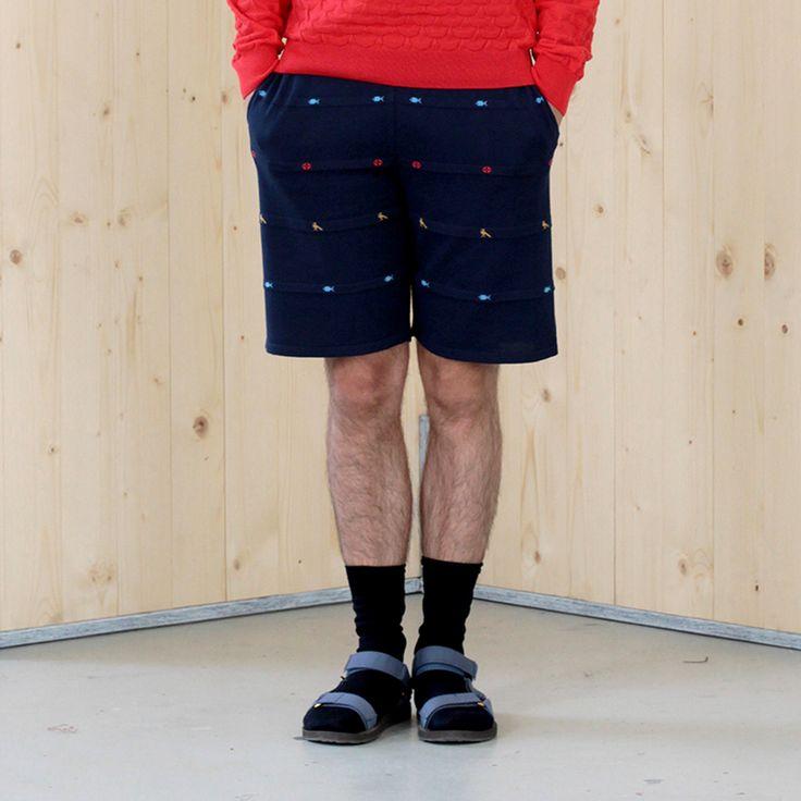 shorts PATULA navy