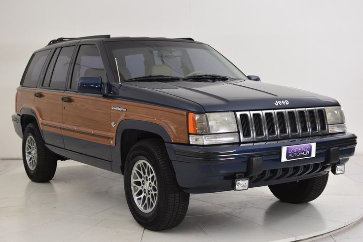 JEEP Grand Wagoneer 5.2 (EU) 4WD aut.