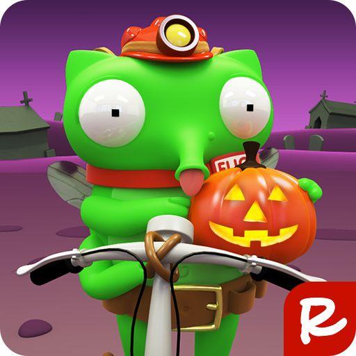 #halloween #icon #app #aoflig