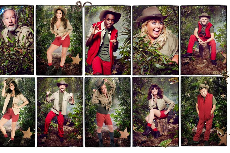I'm a Celebrity 2014: From phobias to relationships, meet the contestants in their own words...