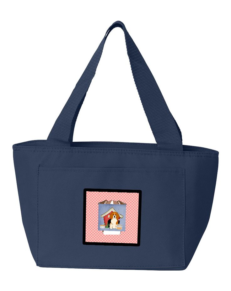 Dog House Collection Beagle Tricolor Lunch Bag BB2794NA-8808