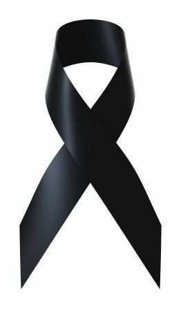 Black Ribbon Mourning | straits blvd.: Rest In Peace