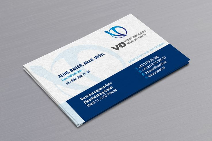 V+D | Logo Design, Corporate Design, Direct Marketing, Advertisement, Webdesign, Print