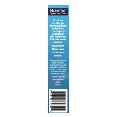 Monistat Chafing Relief Powder Gel - 1.5 oz
