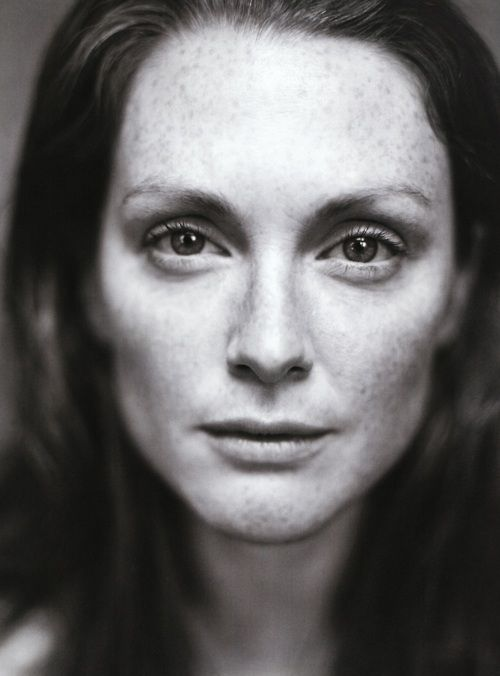 Julianne Moore  Patrick Demarchelier