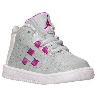 LITTLE GIRLS JORDAN ILLUSION BASKETBALL SHOES TODDLER SIZE 10 NIB. Nike ...