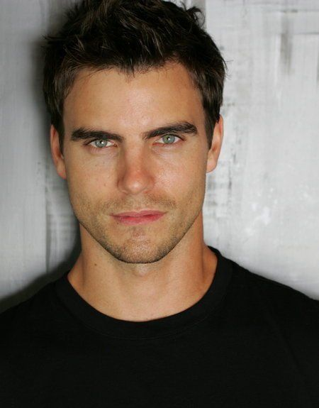 Colin Egglesfield (Eye Candy), possible Christian Grey....?