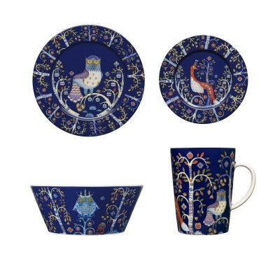 Taika blue | Kitchen & Tableware - Skandium