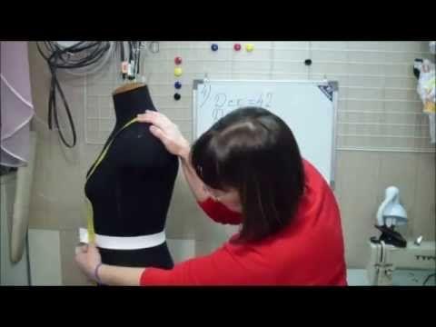 Самая частая ошибка при пошиве платья. Отзыв. - YouTube