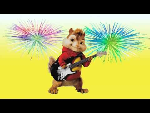 Happy Birthday song  - Alvin song - YouTube