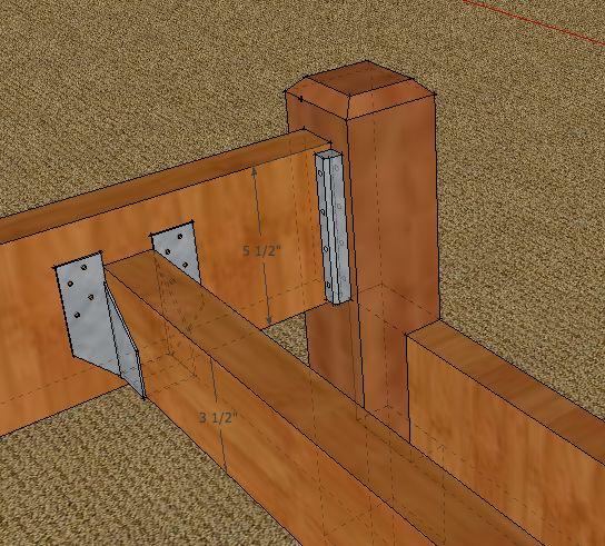 ... Bed frame on Pinterest | Simple, Full bed frame and Woodworking plans