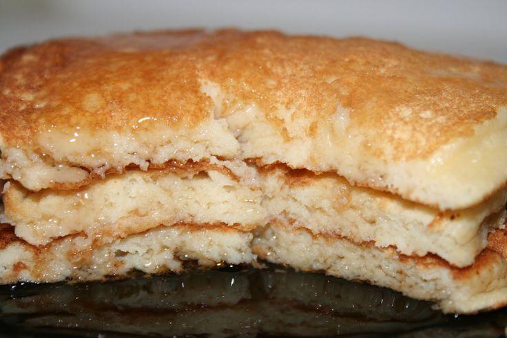 Coconut Flour Pancakes | No Pain, No Grain