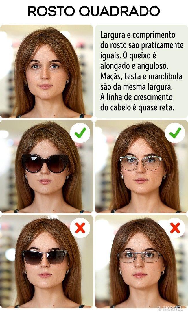 Como escolher os óculos escuros ideais para seu rosto   Maria bonita ... a95bc0d73c