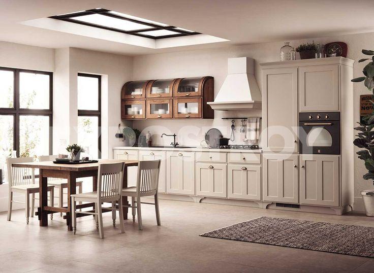 Дизайн кухни в стиле кантри и прованс: купить всё необходимое и получить консультацию дизайнера вы можете в Центре дизайна и интерьера 'ЭКСПОСТРОЙ на Нахимовском'