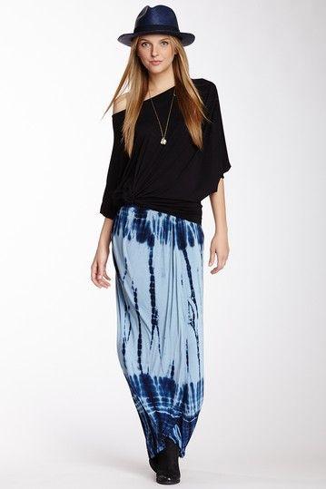 Tulip Hem Skirt on HauteLook