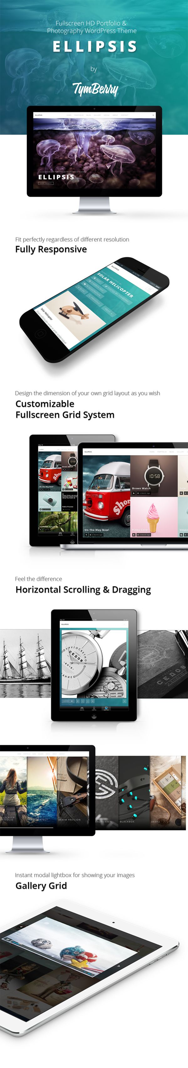 Incredible web design with really nice colour scheme!