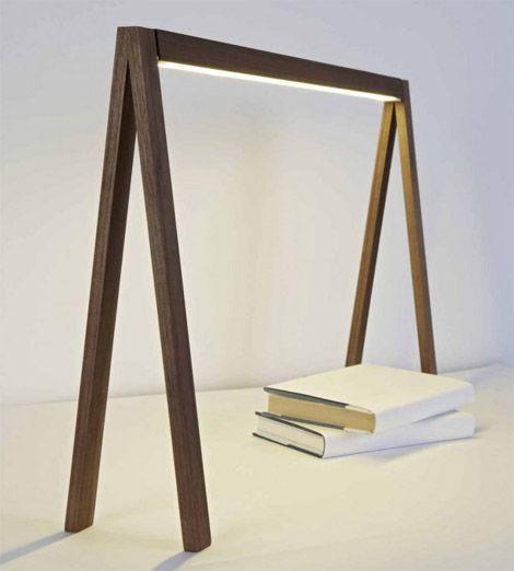 Nice table lamp :)