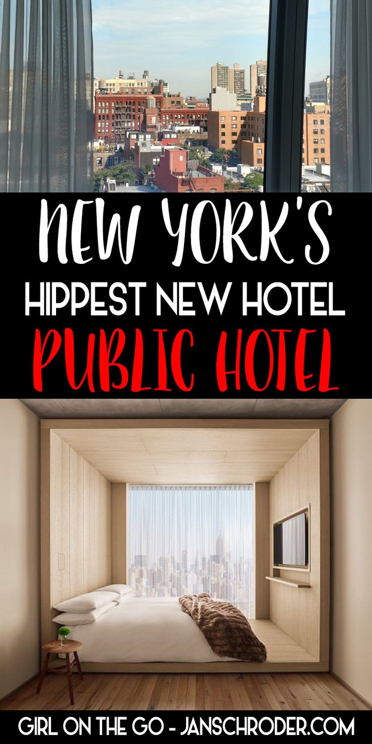 With so many options for hotels in New York, why not try one of the hippest? ***************************************** New York City | New York places to stay | New York accommodation | New York tips | New York travel | USA travel